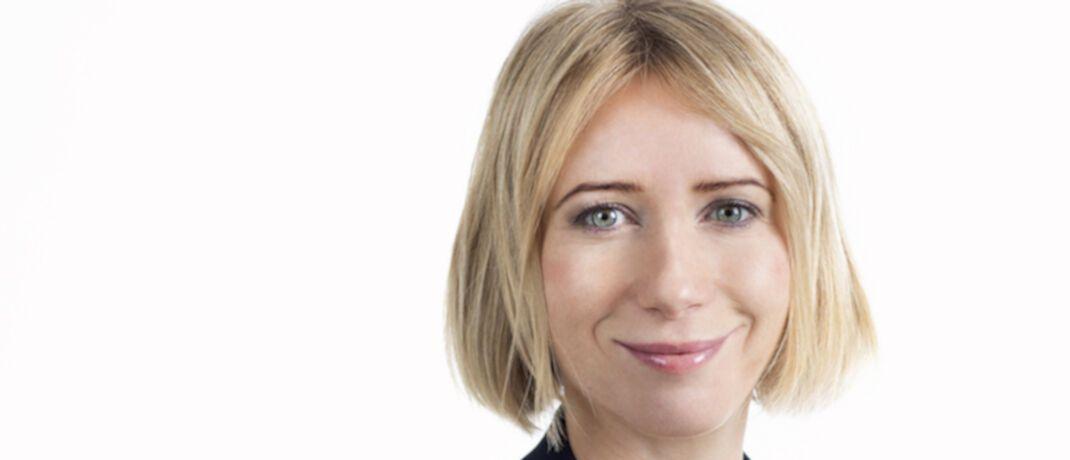 Evelyne Pflugi, TSG-Gründerin und -Geschäftsführerin.