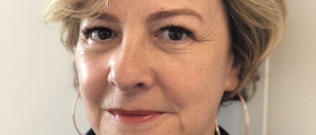 Marie-Anne Allier. Sie übernimmt am 29. April das Co-Management des Carmignac Sécurité.