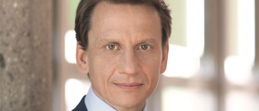 BVI-Hauptgeschäftsführer Thomas Richter. Der deutsche Fondsverband hat sich in einer Konsultation von WWirtschafts- und Finanzministerium zum Einsatz von Krypto-Technologie im Wertpapierhandel geäußert. |© BVI