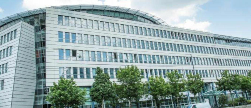 Sitz von Amundi Asset Management in München|© Amundi