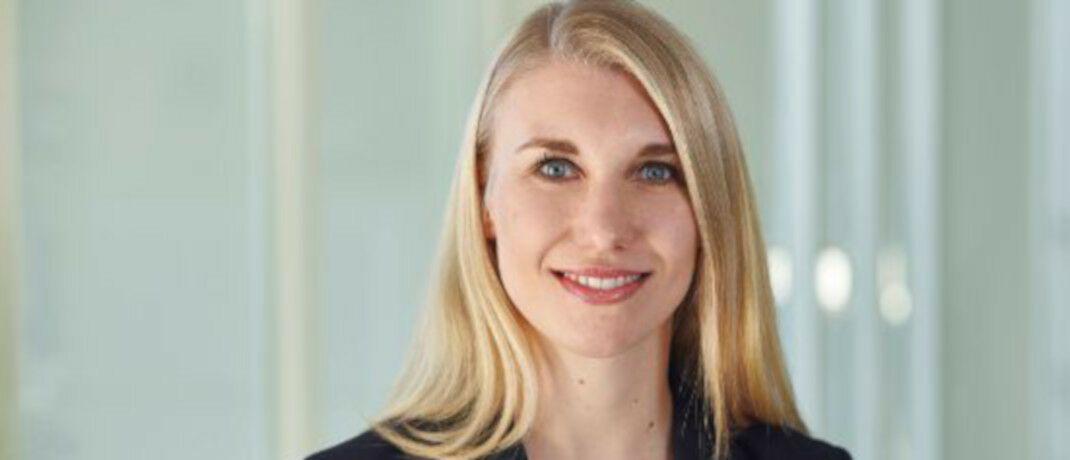 Sarah Zinnecker, Geldanlageexpertin bei Finanztip.|© Finanztip