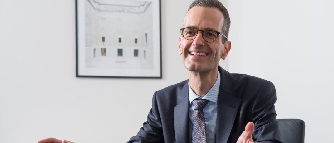 Ernst Konrad, Geschäftsführer bei Eyb & Wallwitz, sieht eine Initialzündung für europäische Aktien