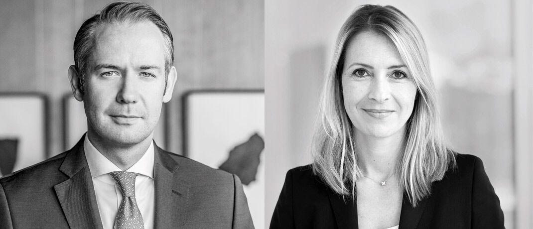 Karolyn Krekic ist Managing Director bei der Capital Group und verantwortlich für Finanzintermediäre in Deutschland. Sie verfügt über 22 Jahre Branchenerfahrung und kam in diesem Jahr zur Capital Group. Matthias Mohr ist Managing Director bei der Capital Group und verantwortlich für Finanzintermediäre in Deutschland und Österreich. Er verfügt über 16 Jahre Branchenerfahrung und kam 2018 zur Capital Group.