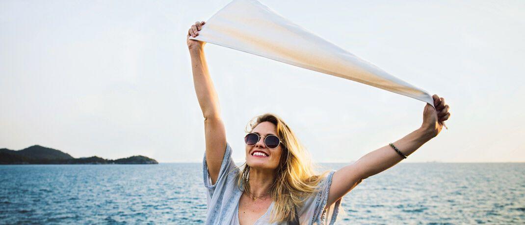 Entspannt vorsorgen: Die Fondspolice von Helvetia kombiniert ein breites Spektrum an Anlagemöglichkeiten mit Flexibilität.|© Pixabay
