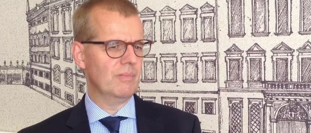 Peter Balzer ist Rechtsanwalt und Partner bei Sernetz Schäfer Rechtsanwälte in Düsseldorf.|© Screenshot
