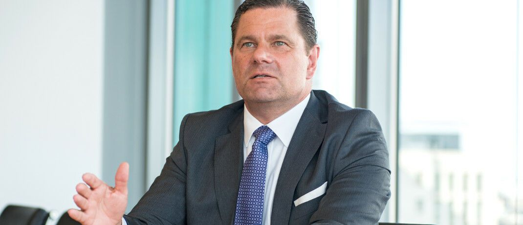 Vanyo Walter: Der bisherige Deutschland-Chef verlässt Pictet Asset Management.|© Martin Joppen