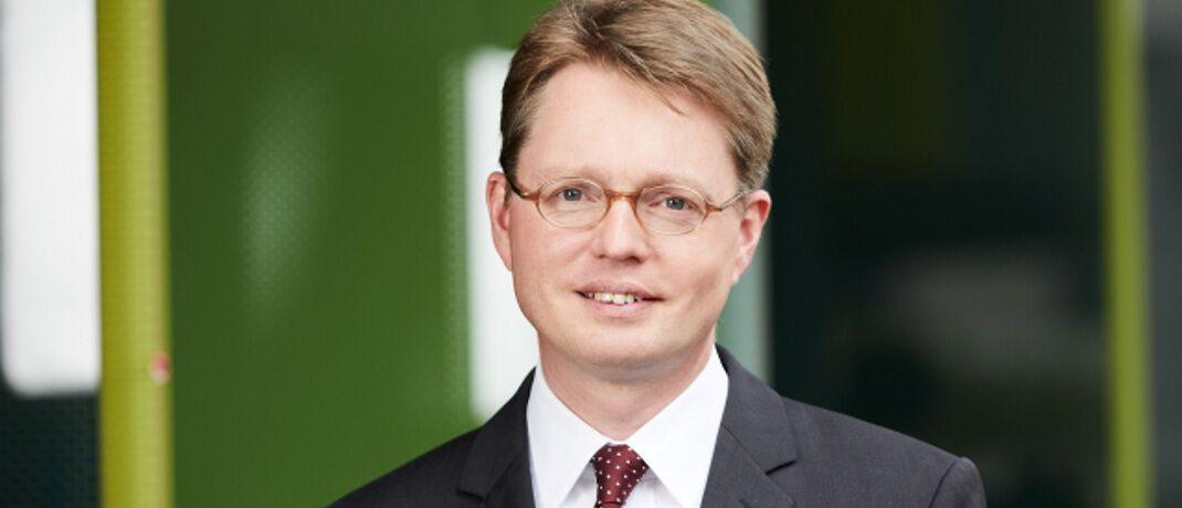 Florian Reuther: Der Direktor des Verbandes der privaten Krankenversicherer (PKV-Verband) kritisiert die SPD-Pläne für die Reform der Pflegeversicherung.  © PKV-Verband