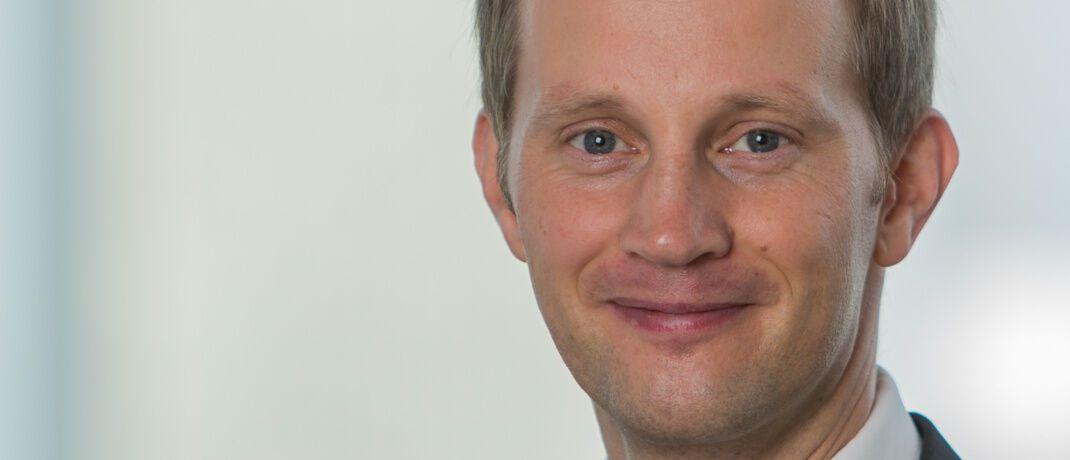 Jörg Kotzenbauer, Union Investment. Er übernimmt am 1. September den Vorsitz der Geschäftsführung der ZBI-Gruppe|© Union Investment