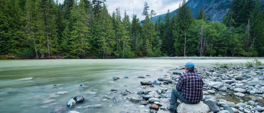 Sehnsuchtsort Kanada: Jeder zehnte Deutsche würde sich gerne eine Traumreise gönnen, wenn er heute über mehr als 10.000 Euro verfügen würde.|© James Wheeler