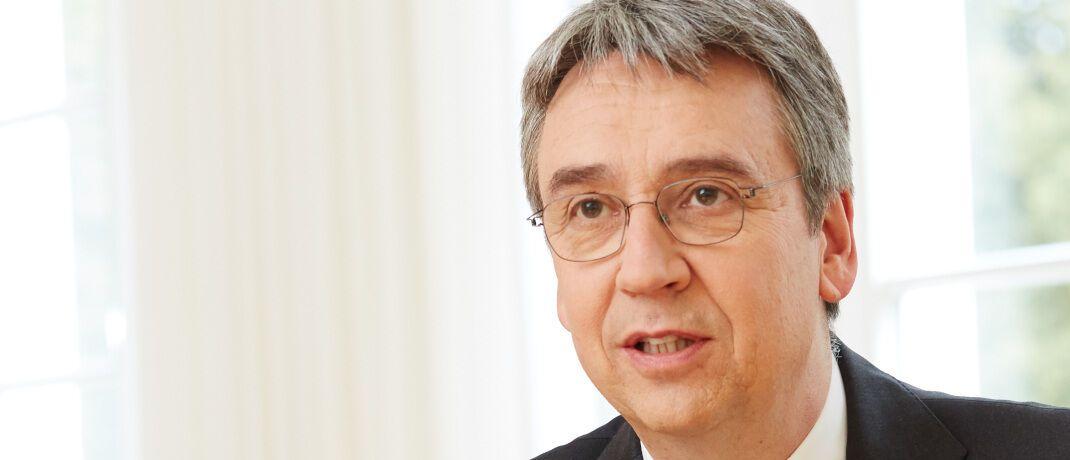 Andreas Mundt, Präsident des Bundeskartellamts. Er spricht sich für erweiterte Kompetenzen des Kartellamts aus.|© Bundeskartellamt