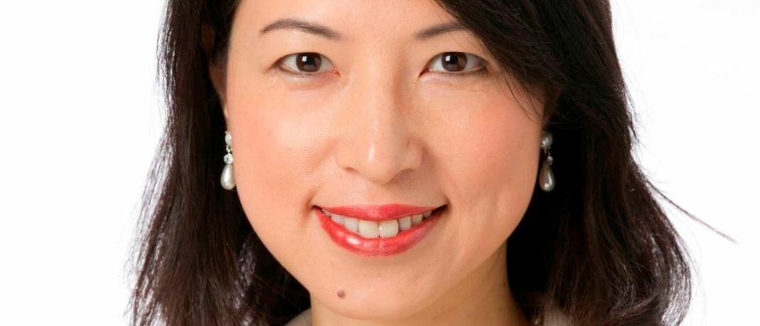 """Vanessa Mio, IT-Vorstand Robeco China, sagt: """"China erlebt die Entstehung einer 'neuen' Wirtschaft, die durch die Sektoren Gesundheit und Finanzen geprägt wird."""""""