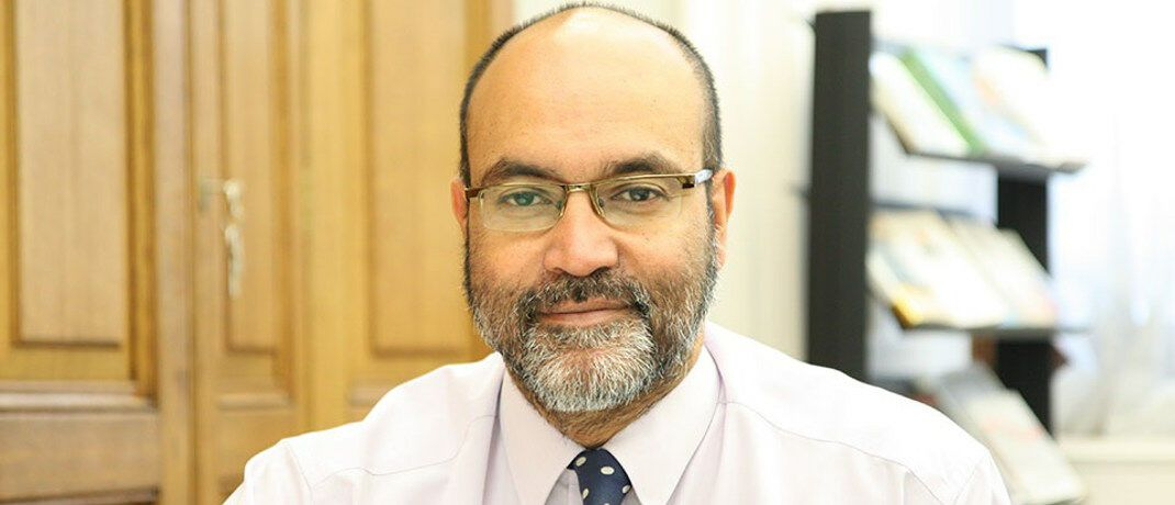 Shamik Dhar, Chefökonom von BNY Mellon Investment Management|© BNY Mellon IM