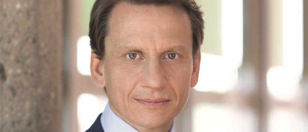 BVI-Hauptgeschäftsführer Thomas Richter. Der BVI ist dem Verband ITSA beigetreten und will zukünftig an Standards für Krypto-Token mitarbeiten.|© BVI