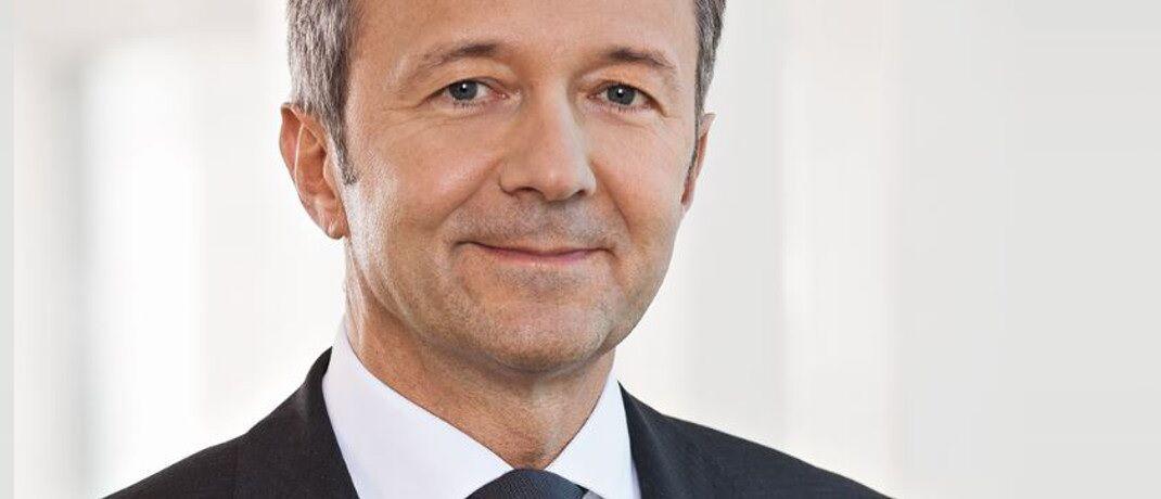 Frank Kalter leitet das Vertriebsmanagement sowie Marketing und Private Banking der Dekabank. © Dekabank