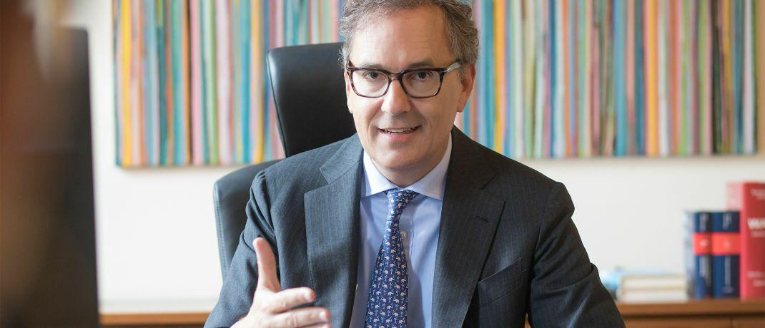 Alexander Eberan ist Vorstand beim österreichischen Bankhaus Krentschker.|© Bankhaus Krentschker