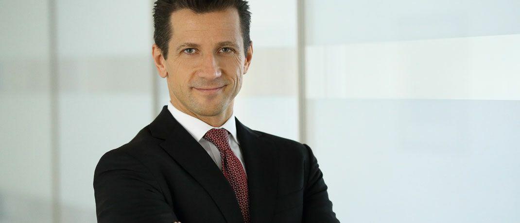 """Peter Reichel von BlackRock: """"Robuste Multi-Asset Portfolios sind das Maß aller Dinge."""""""