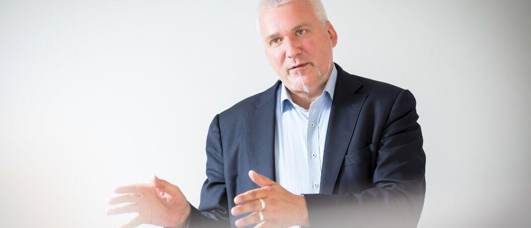Axel Kleinlein: Der BdV-Vorstandssprecher zeigt sich im aktuellen Rechtsstreit mit der Gothaer Lebensversicherung zuversichtlich.|© Bund der Versicherten