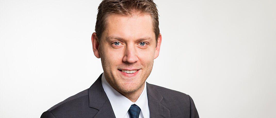 Michael Birnbach ist seit Mitte 2008 bei Generali.|© Generali Investments