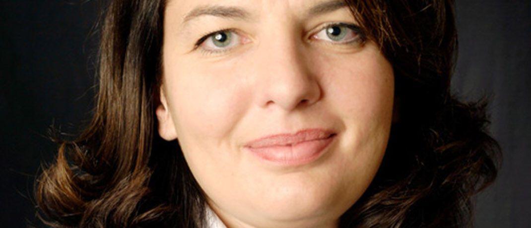 Valerie Baudson, Geschäftsführerin von CPR Asset Management.|© Amundi