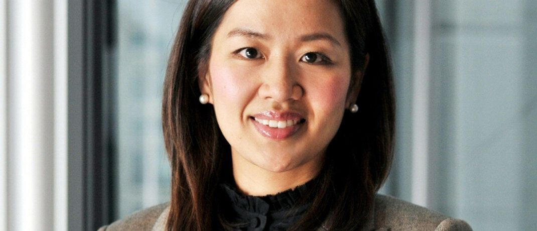 Blickt auf Chinas Aktien-Rally: Mandy Chan, Aktienchefin für Titel aus China und Hong Kong bei HSBC Global Asset Management|© HSBC GAM