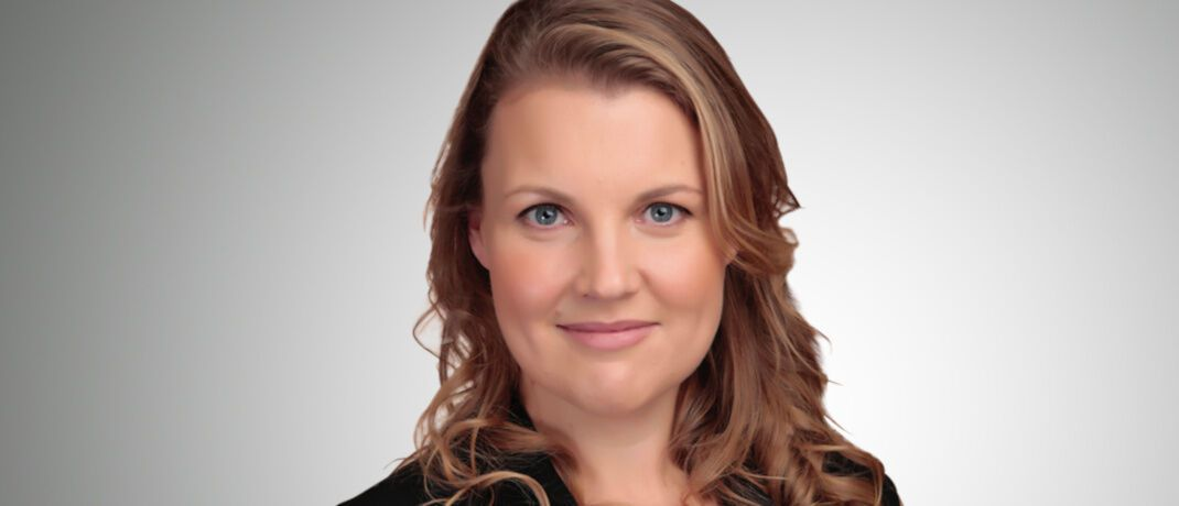 Elizabeth Gillam leitet bei Invesco den Bereich EU Government Relations and Public Policy. | © Invesco