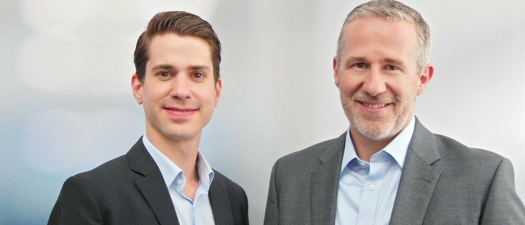 Alexander Azmann und Sven Boström von ARTS Asset Management | ©  ARTS Asset Management