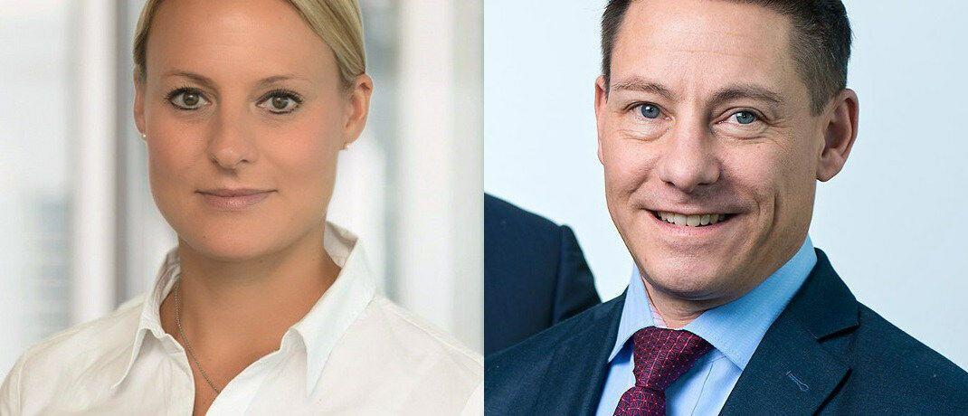 Neu im Vertrieb von Shareholder Value Management: Clara Menzel soll sich um Kunden aus Banken und Sparkassen kümmern. Sie berichtet an Vertriebsvorstand Philippp Prömm.|© SVM