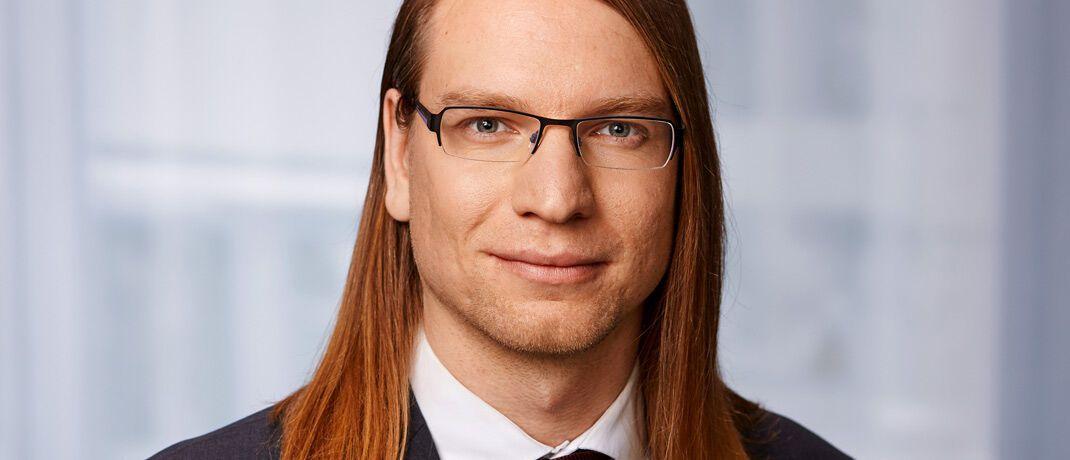 Benjamin Kirschbaum ist Rechtsanwalt bei der auf Bankrecht und Kryptowährungen spezialisierten Kanzlei Winheller. |© Winheller Rechtsanwaltsgesellschaft