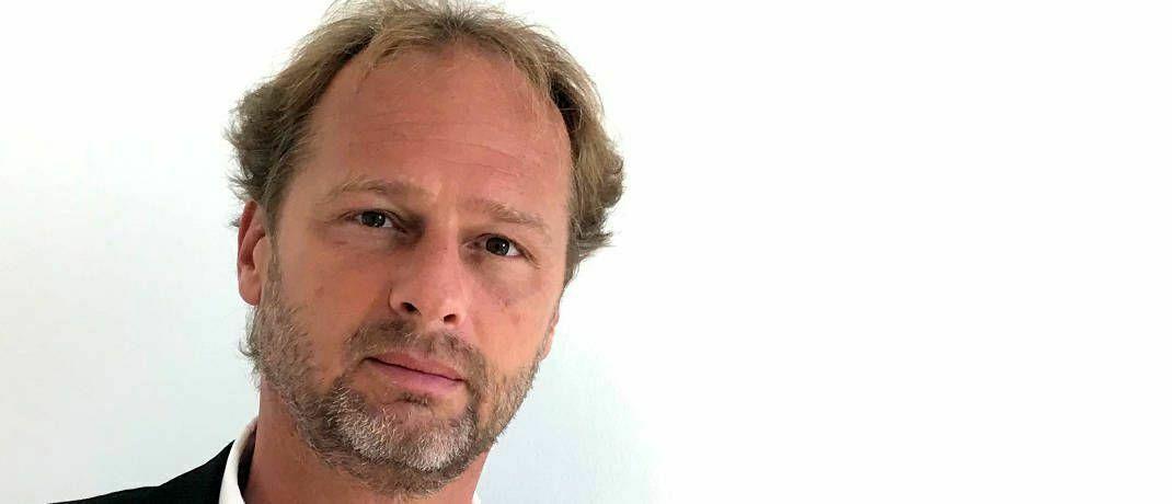 Karsten Müller: Der Chainberry-Geschäftsführer schlägt Immobilieninvestments mittels Blockchain-Technologie vor.|© ChainBerry Asset Management