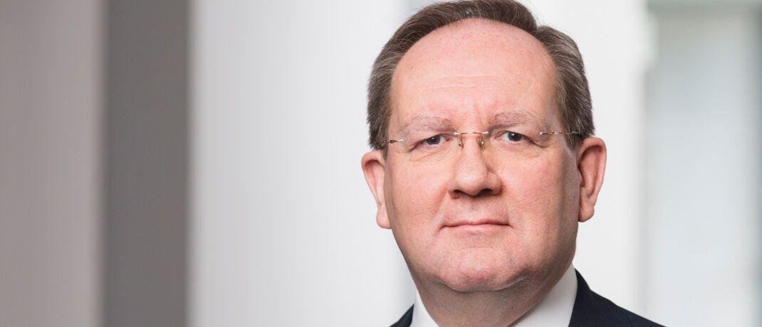 Bafin-Präsident Felix Hufeld|© Bernd Roselieb/Bafin