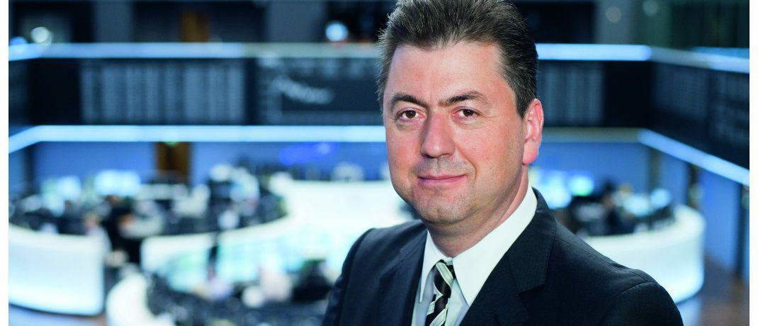 Befürchtet einen Handelskrieg: Robert Halver leitet die Kapitalmarktanalyse der Baader Bank in Frankfurt|© Baader Bank
