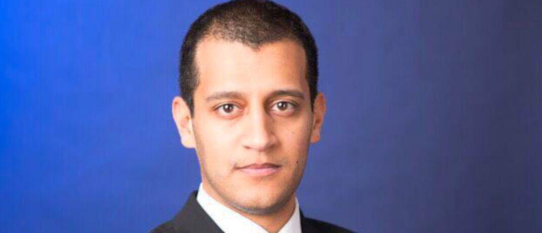 Amun-Geschäftsführer Hany Rashwahn.|© Amun