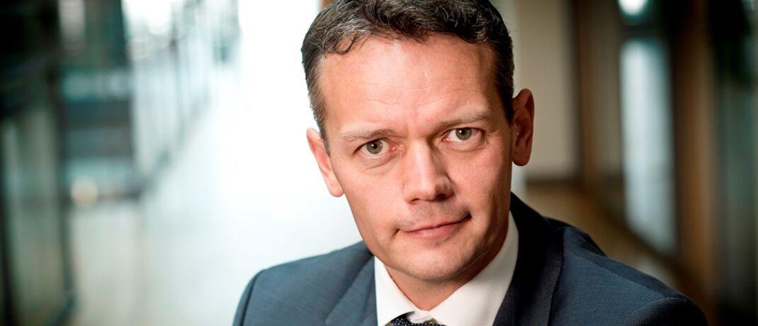 Fondsmanager Claus Grøn Therp setzt auf Aktien von Basiskonsumgütern, Gesundheit und Kommunikation.|© Jyske Capital