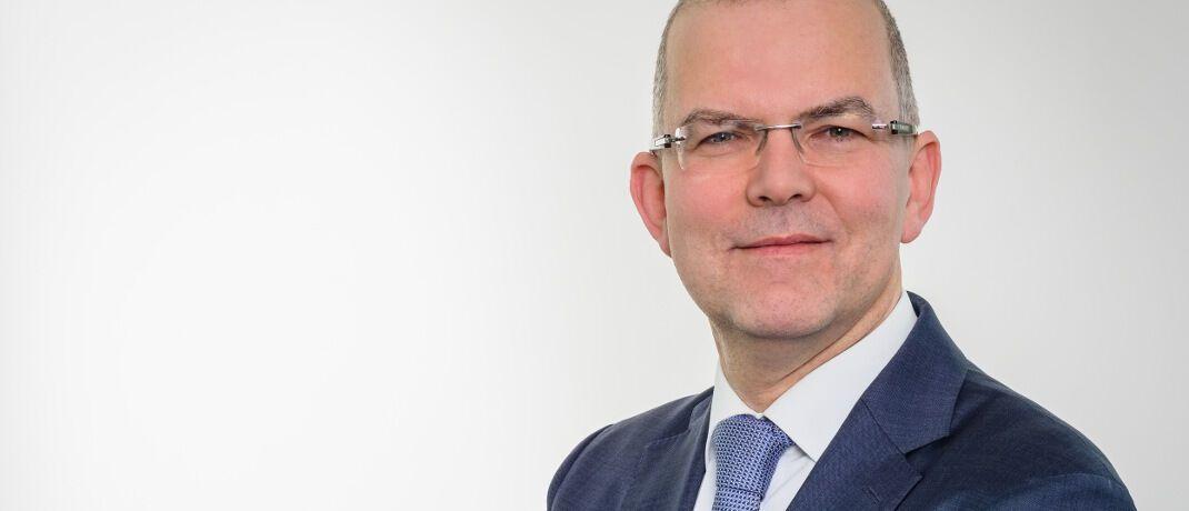 Hans-Jörg Naumer leitet die Kapitalmarktanalyse bei Allianz GLobal Investors.|© AGI