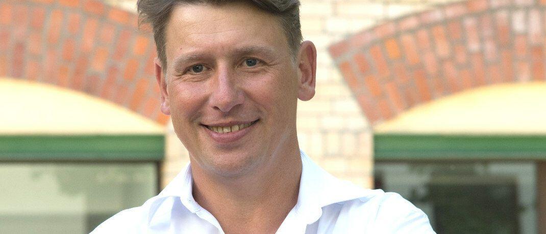 Dirk Pappelbaum ist Geschäftsführer von Inveda.net, Entwickler von Software-Lösungen für Versicherungsmakler aus Leipzig.|© Inveda