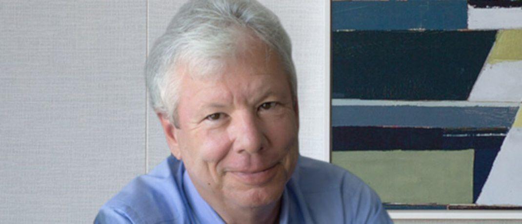 Nobelpreisträger Richard Thaler. Er wurde von Pimco zum Seniorberater für Altersvorsorge und Verhaltensökonomie ernannt. © Pimco