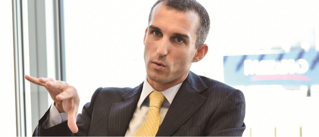 Archibald Ciganer, Manager des T. Rowe Price Japanese Equity Fund.|© T. Rowe Price