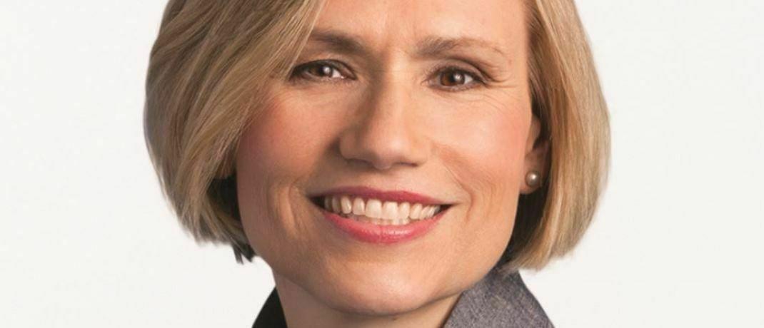 """Kristina Hooper, Chefstrategin bei Invesco: """"Das Spiel mit den Kursschwankungen kann sich lohnen."""" © Invesco AM"""