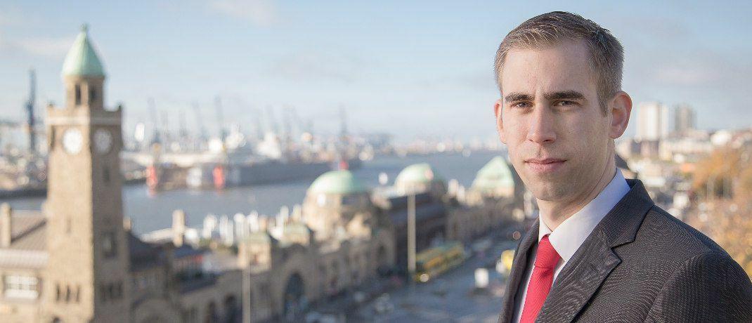 Jens Reichow ist Partner der Hamburger Kanzlei Jöhnke & Reichow.|© Jöhnke & Reichow