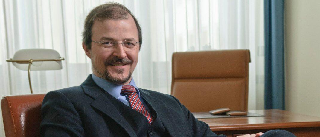 Stephan Albrech ist Vorstand der Albrech & Cie Vermögensverwaltung in Köln.|© Albrech & Cie