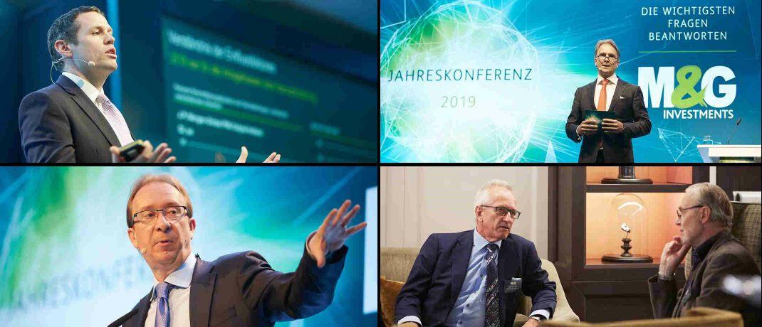 DAS INVESTMENT zeigt Eindrücke der 6. M&G-Jahreskonferenz.|© Alex Habermehl
