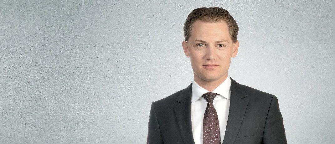 Michael Thaler ist Vorstand beim Vermögensverwalter Top Vermögen aus München.|© Top Vermögen