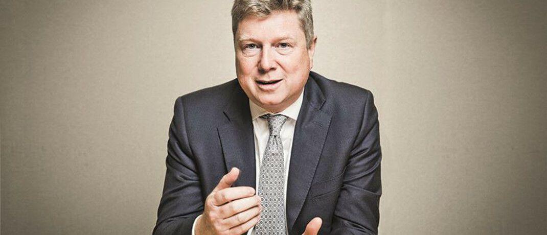 Der globale Vertriebschef von Janus Henderson wird globaler Vertriebschef bei Jupiter: Phil Wagstaff.|© Henderson