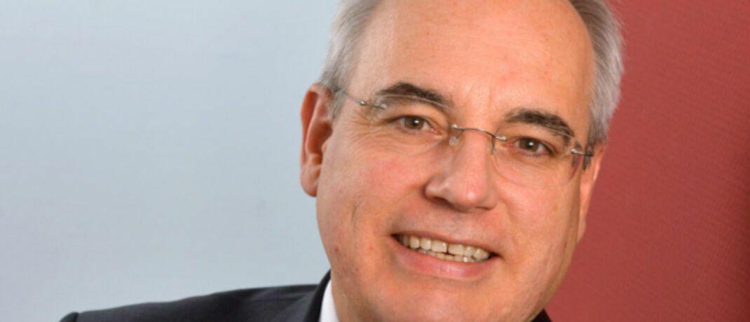 Rolf Tilmes, Vorstandsvorsitzender des FPSB Deutschland.|© FPSB Deutschland