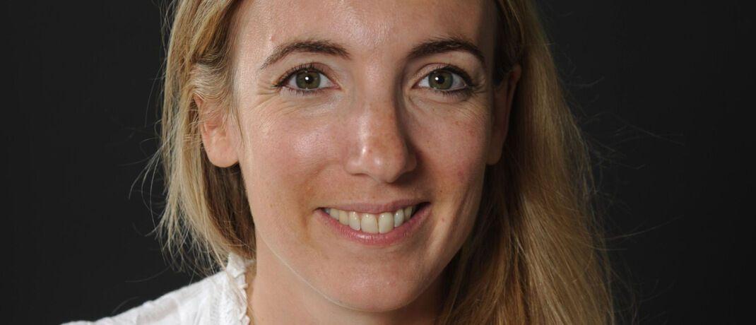 Soliane Varlet, Mirova. Sie managt unter anderem den neu aufgelegen Women Leaders Equity Fund.|© Mirova