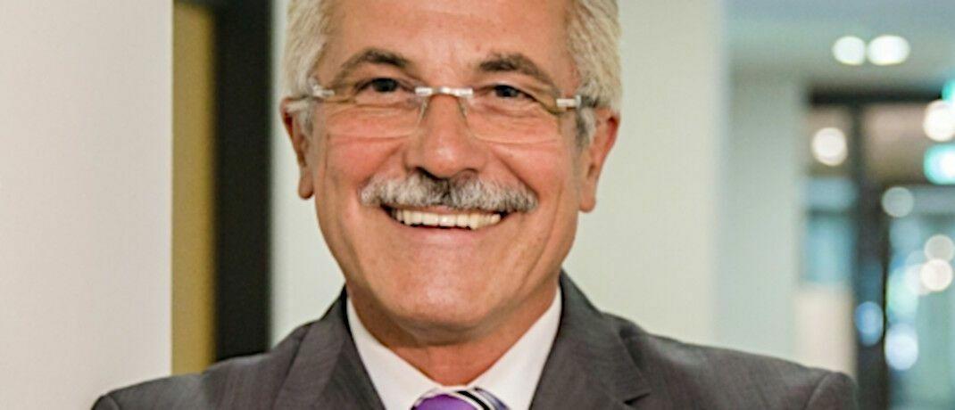 Rolf Geyer, Sprecher der Geschäftsführung bei Ebase. © Ebase