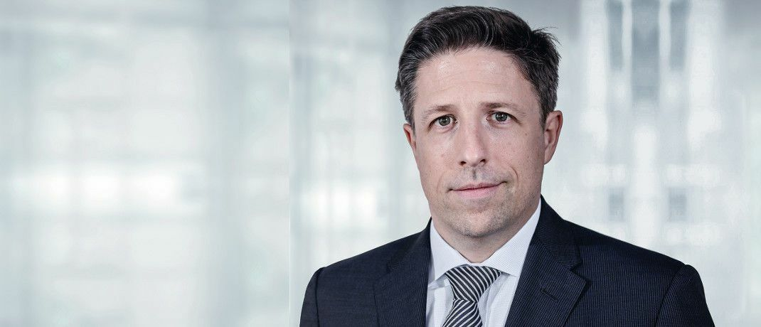 Daniel Koller, Leiter Investment-Team BB Biotech|© BB Biotech