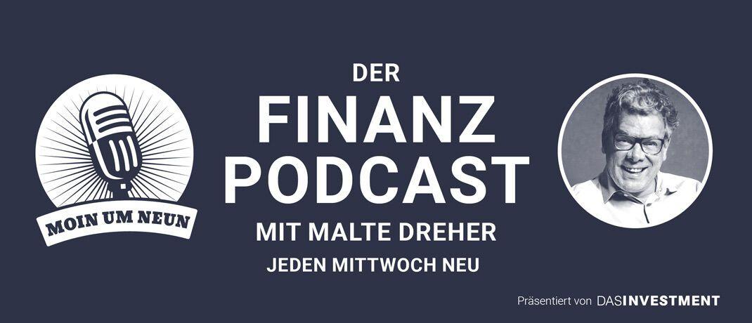 """DAS-INVESTMENT-Herausgeber Malte Dreher startet mit """"Moin um Neun"""" seinen eigenen Podcast"""