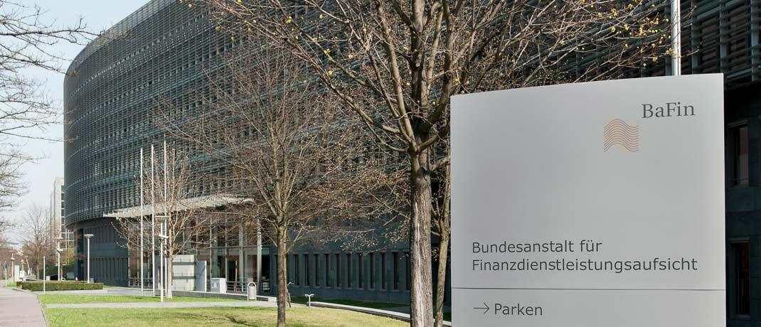 Sitz der Finanzaufsicht Bafin in Frankfurt am Main. © Kai Hartmann Photography / Bafin