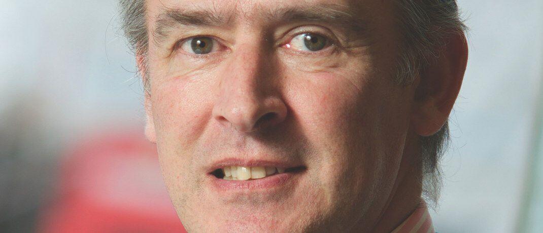 Alastair Irvine, Produktspezialist im Independent Funds Team bei Jupiter Asset Management.|© Jupiter AM